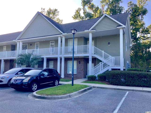 50 Turning Stone Blvd. #8, Murrells Inlet, SC 29576 (MLS #1920356) :: The Trembley Group