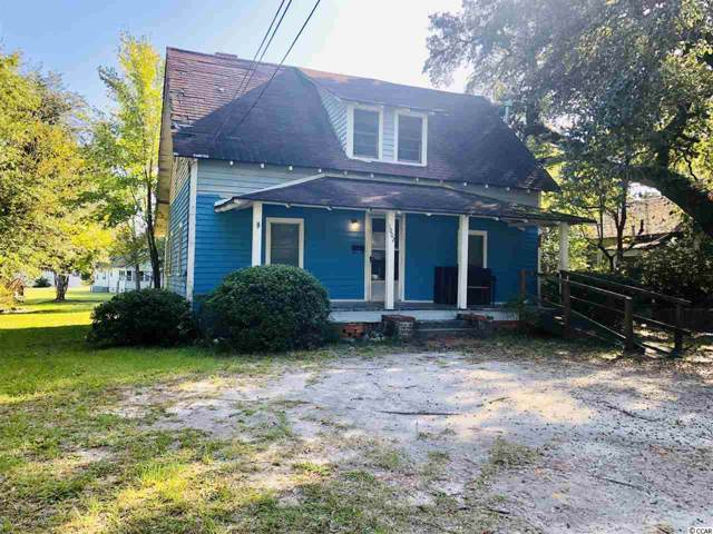 1002 Burroughs St., Conway, SC 29526 (MLS #1920365) :: The Greg Sisson Team with RE/MAX First Choice