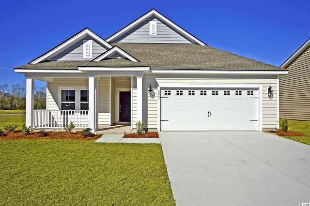 5358 Abbey Park Loop, Myrtle Beach, SC 29579 (MLS #1920382) :: The Trembley Group