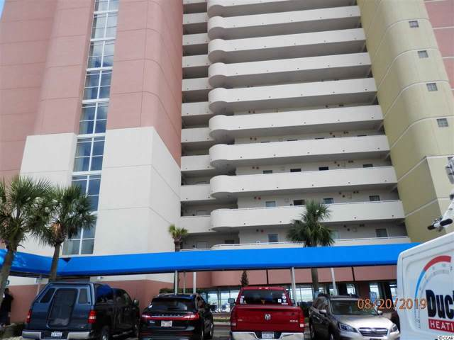 2701 S Ocean Blvd. S #607, North Myrtle Beach, SC 29582 (MLS #1920388) :: The Hoffman Group