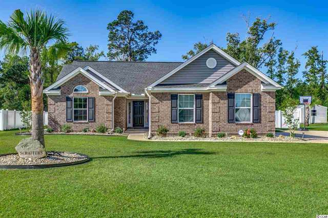 107 Piperridge Dr., Conway, SC 29526 (MLS #1920409) :: The Lachicotte Company
