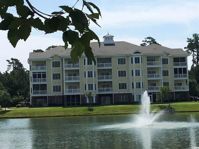 4825 Luster Leaf Circle #301, Myrtle Beach, SC 29577 (MLS #1920413) :: Keller Williams Realty Myrtle Beach