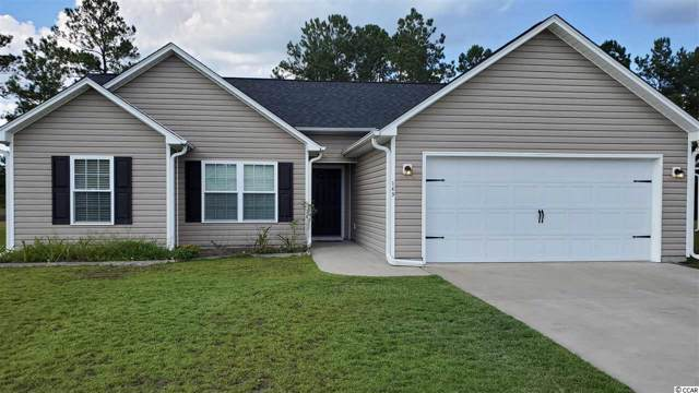 149 Cottage Creek Circle, Conway, SC 29527 (MLS #1920422) :: The Litchfield Company