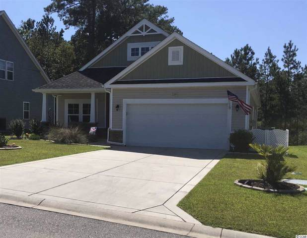 279 Palmetto Green Dr., Longs, SC 29568 (MLS #1920423) :: The Litchfield Company