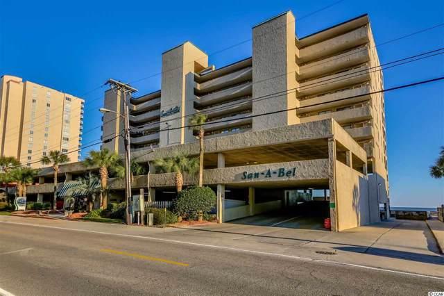 1709 S Ocean Blvd. #104, North Myrtle Beach, SC 29582 (MLS #1920428) :: James W. Smith Real Estate Co.