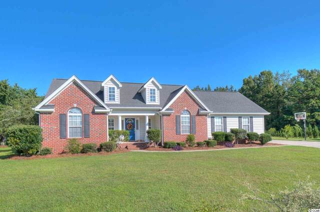 1014 Dublin Dr., Conway, SC 29526 (MLS #1920457) :: The Greg Sisson Team with RE/MAX First Choice