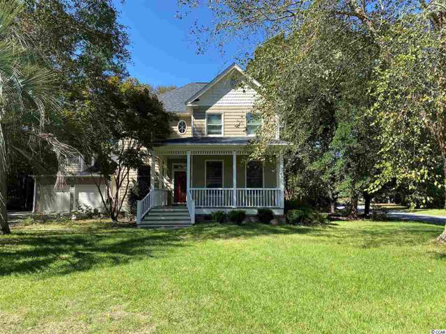 14 Abington Dr., Pawleys Island, SC 29585 (MLS #1920478) :: Coastal Tides Realty