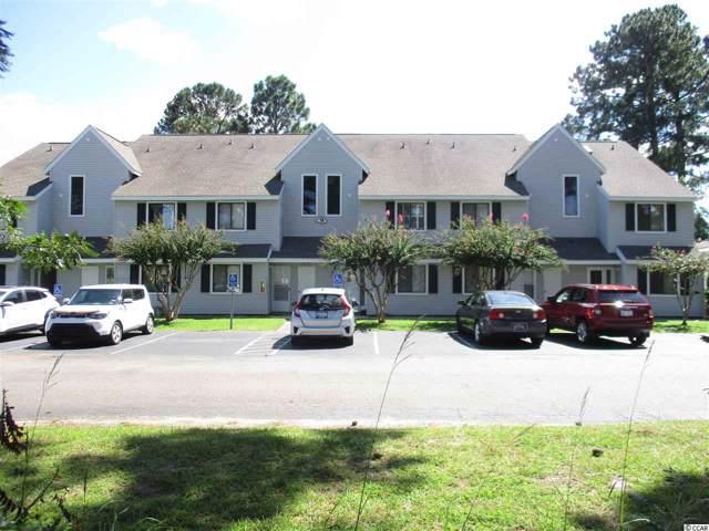 500 Fairway Village Dr. 9-F, Myrtle Beach, SC 29588 (MLS #1920491) :: The Lachicotte Company