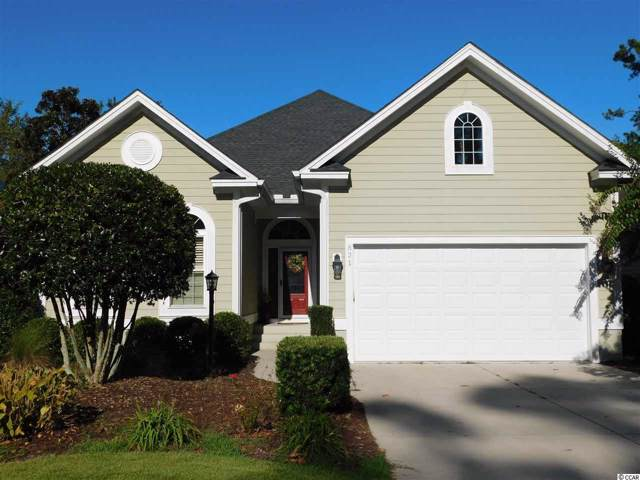 821 Morrall Dr., North Myrtle Beach, SC 29582 (MLS #1920510) :: James W. Smith Real Estate Co.