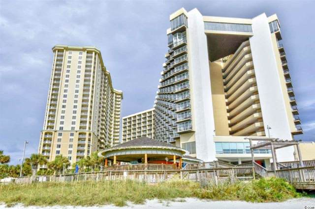 9994 Beach Club Dr. #1107, Myrtle Beach, SC 29572 (MLS #1920515) :: The Litchfield Company