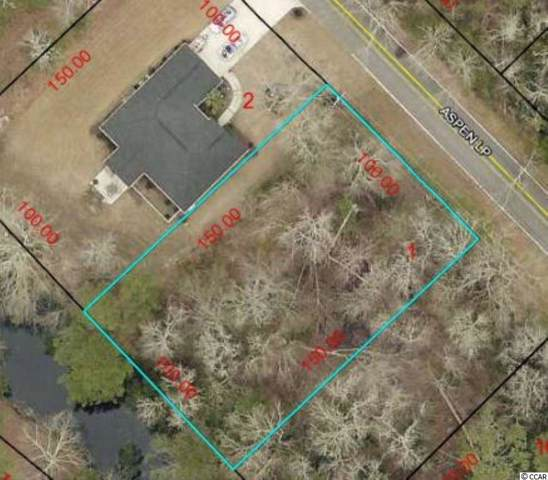 LOT 6 Aspen Loop, Pawleys Island, SC 29585 (MLS #1920543) :: The Lachicotte Company