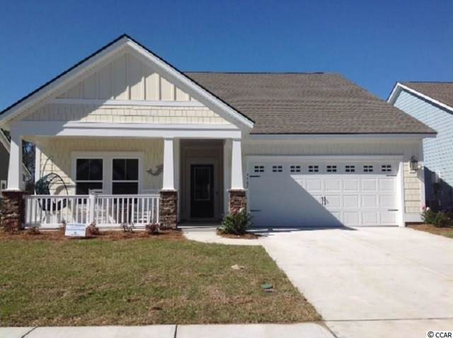 834 Summer Starling Pl., Myrtle Beach, SC 29577 (MLS #1920571) :: The Hoffman Group