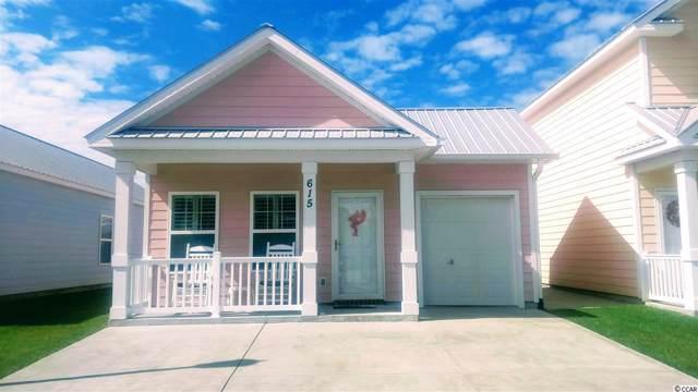 615 Surfsong Way B7 -1, North Myrtle Beach, SC 29582 (MLS #1920600) :: Berkshire Hathaway HomeServices Myrtle Beach Real Estate