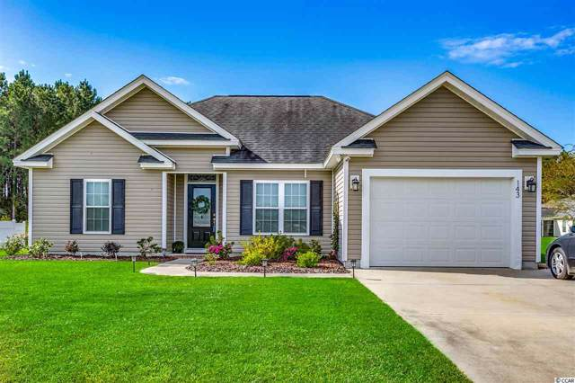 143 Bancroft Dr., Conway, SC 29527 (MLS #1920624) :: The Hoffman Group