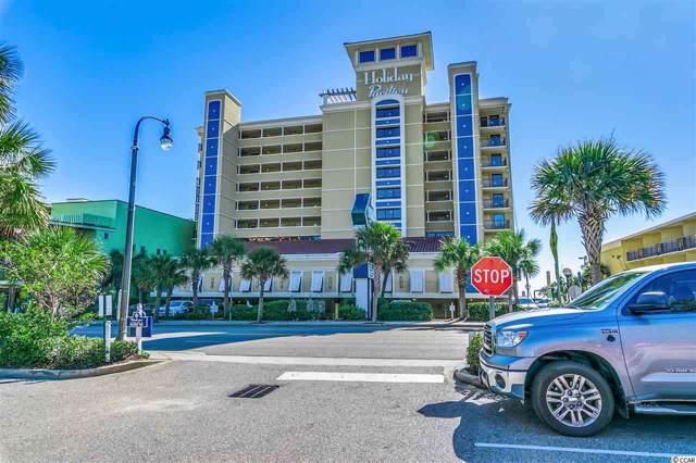 1200 N Ocean Blvd. #811, Myrtle Beach, SC 29577 (MLS #1920627) :: The Hoffman Group