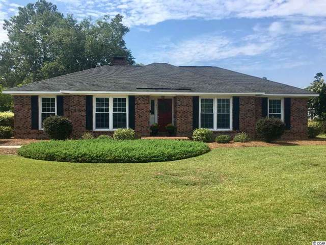 207 Warwick Dr., Marion, SC 29571 (MLS #1920645) :: The Hoffman Group