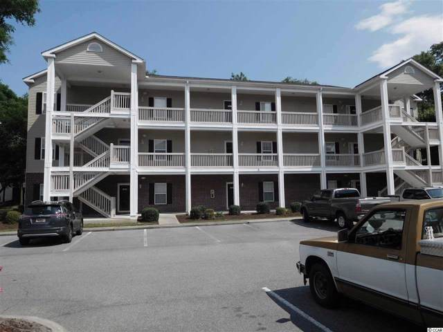 1058 Sea Mountain Hwy. 4-101, North Myrtle Beach, SC 29582 (MLS #1920667) :: James W. Smith Real Estate Co.