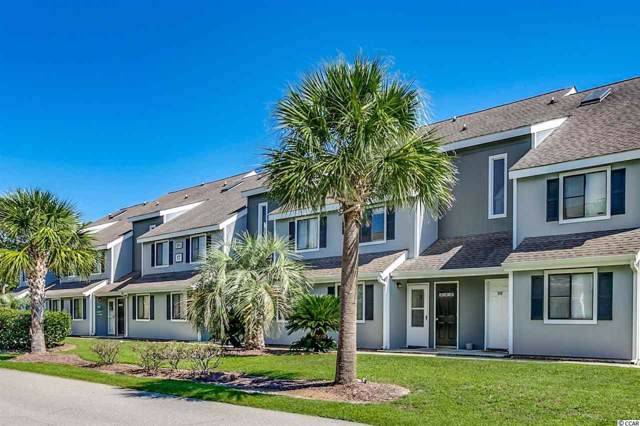1890 Colony Dr. 17-M, Surfside Beach, SC 29575 (MLS #1920678) :: James W. Smith Real Estate Co.