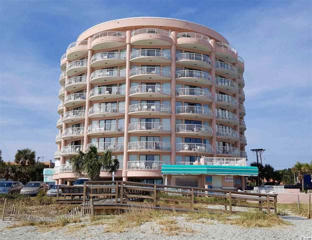 202 70th Ave. N #101, Myrtle Beach, SC 29572 (MLS #1920683) :: The Lachicotte Company