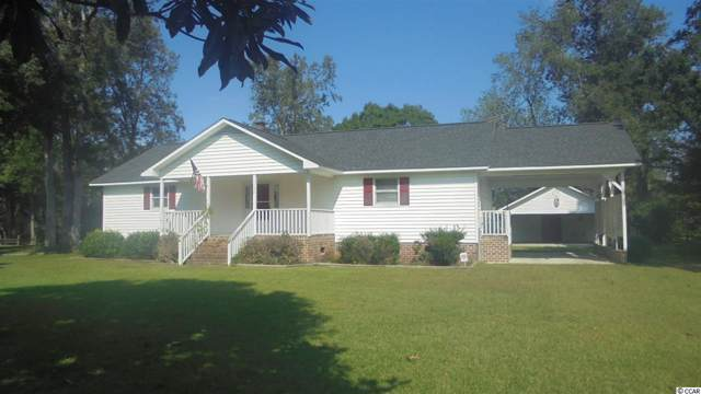 134 Yauhannah Lake Dr., Georgetown, SC 29440 (MLS #1920727) :: The Greg Sisson Team with RE/MAX First Choice