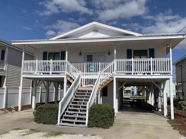 322 55th Ave. N, North Myrtle Beach, SC 29582 (MLS #1920756) :: Garden City Realty, Inc.