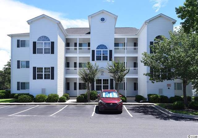 1505 Lanterns Rest Rd. #103, Myrtle Beach, SC 29579 (MLS #1920771) :: James W. Smith Real Estate Co.