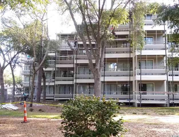 415 Ocean Creek Dr. #2208, Myrtle Beach, SC 29572 (MLS #1920776) :: Garden City Realty, Inc.
