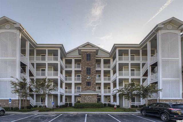 4817 Magnolia Lake Dr. #101, Myrtle Beach, SC 29577 (MLS #1920787) :: Welcome Home Realty