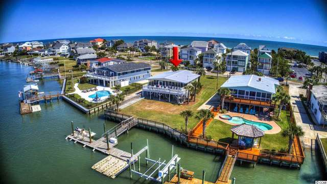 1466 Basin Terrace, Garden City Beach, SC 29576 (MLS #1920790) :: Garden City Realty, Inc.