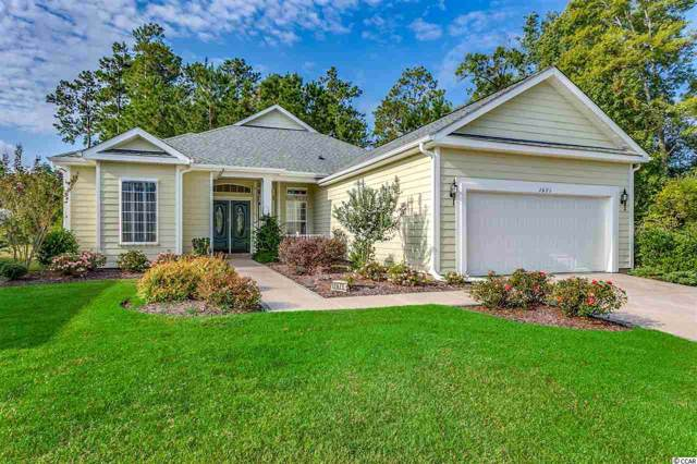 1671 Murrell Pl., Murrells Inlet, SC 29576 (MLS #1920797) :: The Litchfield Company