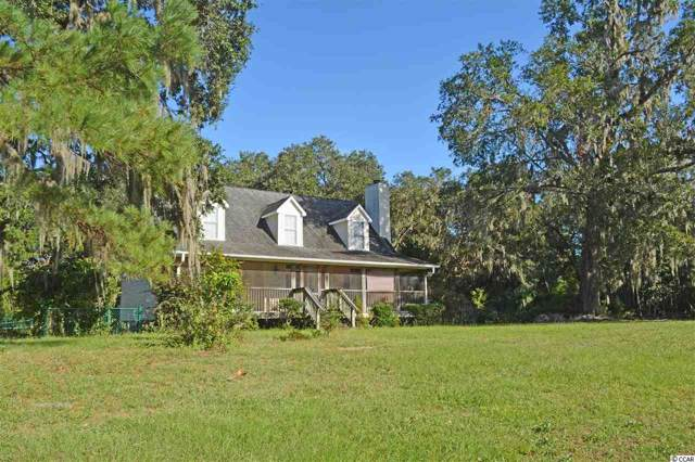 81 Woodpecker Ln., Pawleys Island, SC 29585 (MLS #1920799) :: Garden City Realty, Inc.