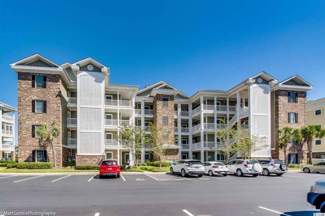 4875 Luster Leaf Circle #101, Myrtle Beach, SC 29577 (MLS #1920807) :: Welcome Home Realty