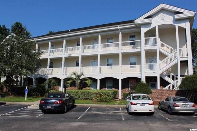 691 Riverwalk Dr. #101, Myrtle Beach, SC 29579 (MLS #1920820) :: James W. Smith Real Estate Co.