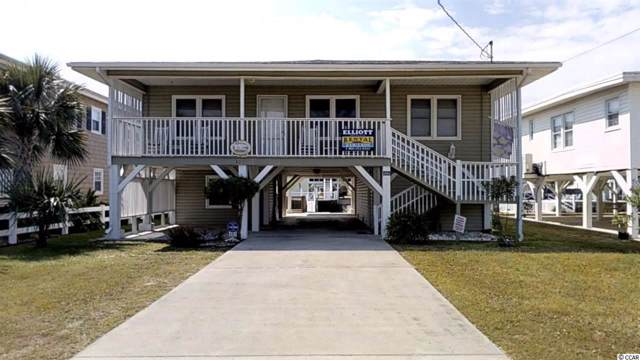 307 52nd Ave. N, North Myrtle Beach, SC 29582 (MLS #1920837) :: Garden City Realty, Inc.