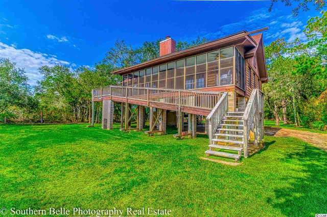 76 Marboeuf Ct., Pawleys Island, SC 29585 (MLS #1920843) :: Garden City Realty, Inc.