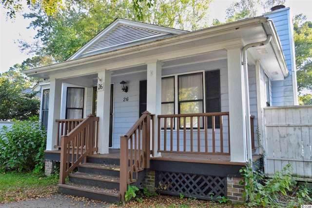 26 Longleaf Circle, Myrtle Beach, SC 29577 (MLS #1920857) :: Jerry Pinkas Real Estate Experts, Inc