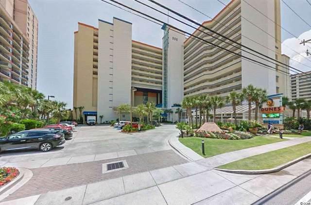 5300 N Ocean Blvd. #501, Myrtle Beach, SC 29577 (MLS #1920890) :: The Hoffman Group