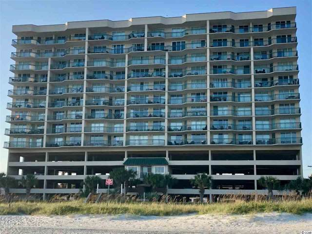 1003 S Ocean Blvd. #802, North Myrtle Beach, SC 29582 (MLS #1920981) :: Keller Williams Realty Myrtle Beach