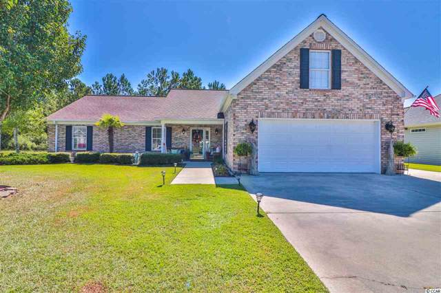 1024 Comfrey Ln., Conway, SC 29527 (MLS #1921003) :: The Lachicotte Company