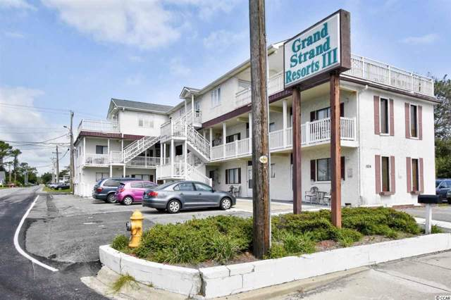 1524 S Ocean Blvd. #30, North Myrtle Beach, SC 29582 (MLS #1921005) :: SC Beach Real Estate