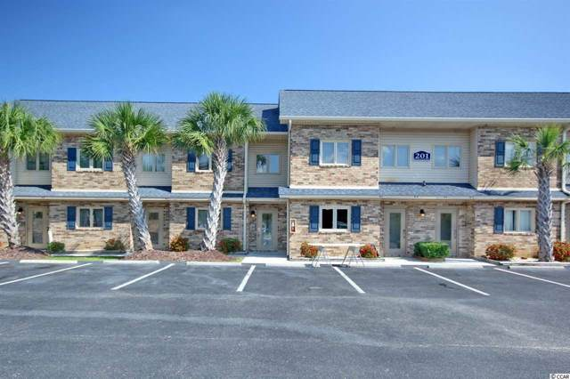 201 Double Eagle Dr. C-2, Myrtle Beach, SC 29575 (MLS #1921022) :: Jerry Pinkas Real Estate Experts, Inc