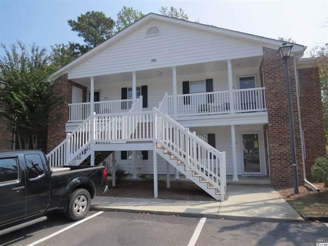 195 Egret Run Ln. #723, Pawleys Island, SC 29585 (MLS #1921039) :: James W. Smith Real Estate Co.