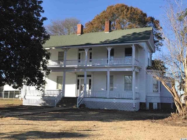 2761 Antioch Church Rd., Sellers, SC 29592 (MLS #1921070) :: The Homes & Valor Team