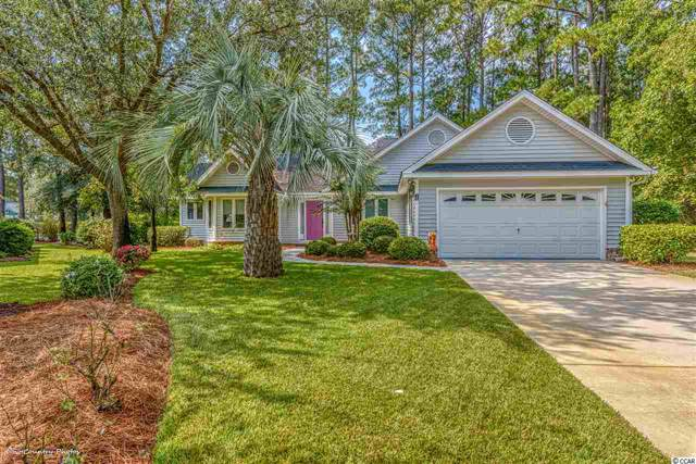 4 Old Barge Dr., Pawleys Island, SC 29585 (MLS #1921072) :: Coastal Tides Realty