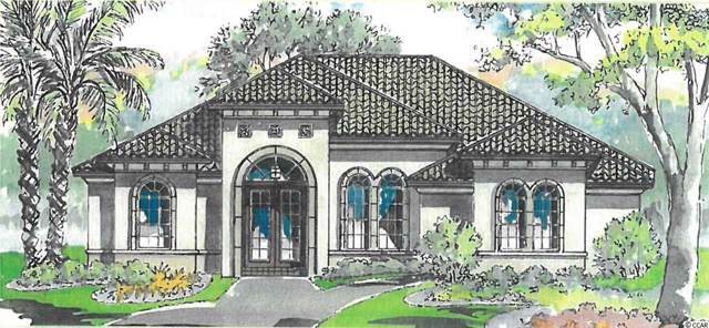 2038 Teramo Dr., Myrtle Beach, SC 29579 (MLS #1921092) :: SC Beach Real Estate