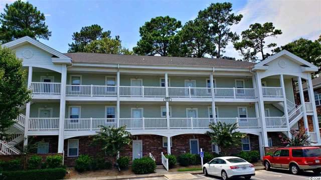 694 River Walk Dr. #101, Myrtle Beach, SC 29579 (MLS #1921114) :: James W. Smith Real Estate Co.