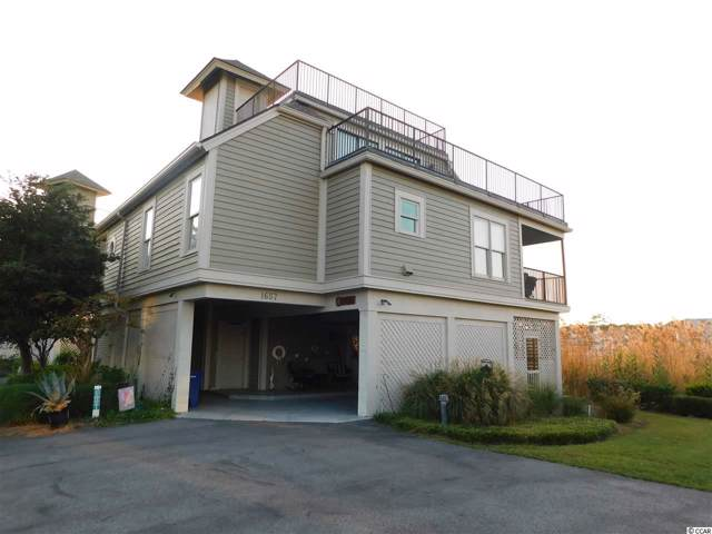 1657 Harbor Dr., North Myrtle Beach, SC 29582 (MLS #1921117) :: James W. Smith Real Estate Co.
