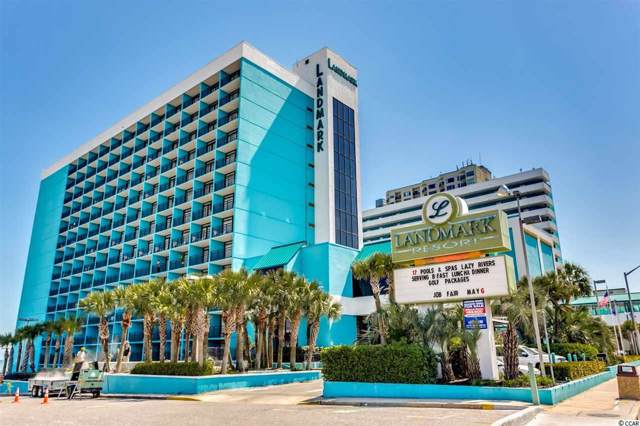 1501 S Ocean Blvd. #340, Myrtle Beach, SC 29577 (MLS #1921156) :: United Real Estate Myrtle Beach