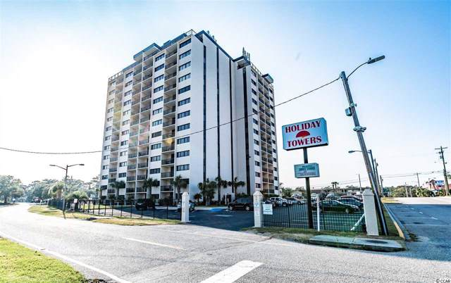 601 Mitchell Dr. #708, Myrtle Beach, SC 29577 (MLS #1921183) :: The Hoffman Group