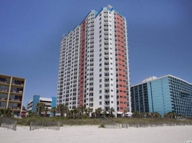 1605 S Ocean Blvd. #2113, Myrtle Beach, SC 29577 (MLS #1921207) :: The Litchfield Company